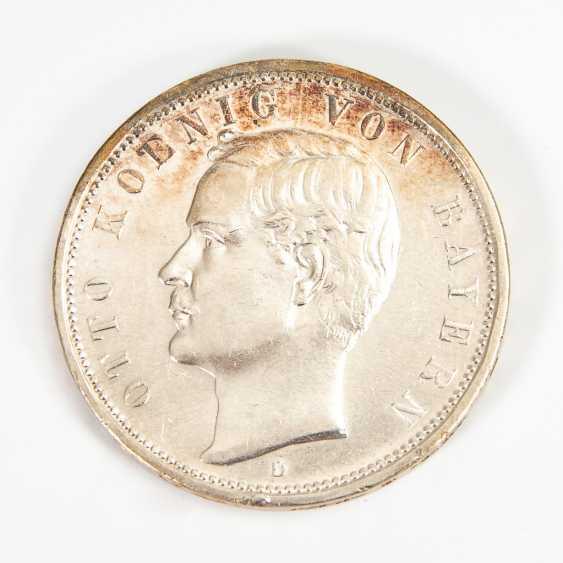 5 Mark Bayern 1913. - Foto 1