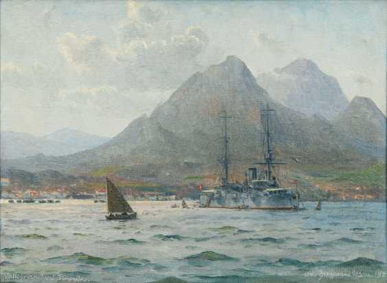 "Christian Benjamin Olsen ""The Valkyrie before Tenerife"" - photo 1"