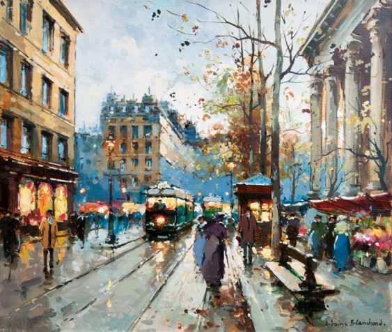 Antoine Blanchard ''Paris am Abend'' - photo 1