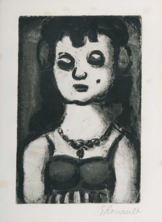 "Georges Rouault ""Goody-Two-Shoes"" - photo 1"