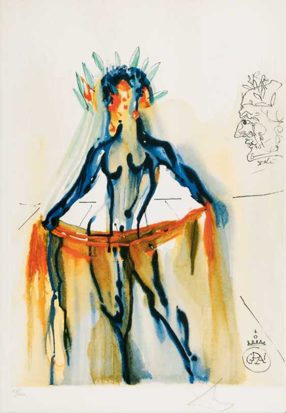 "Salvador Dali ""Venus"" - photo 1"