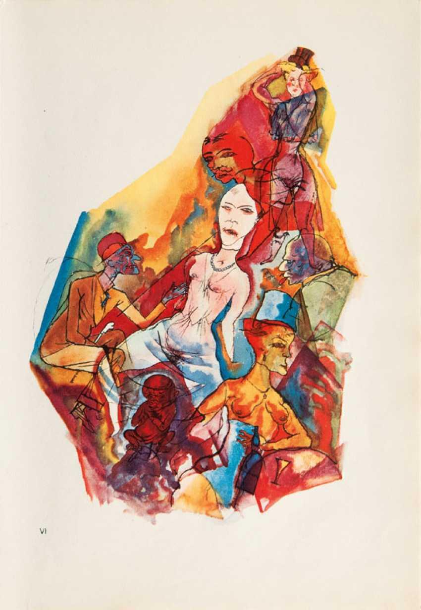 "George Grosz ""Confinement"" - photo 1"