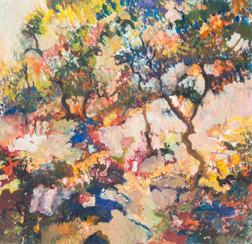 "Klaus Straubinger ""Expressive Landscape"" - photo 1"