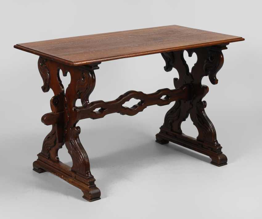 Gründerzeit-Tisch. - Foto 1