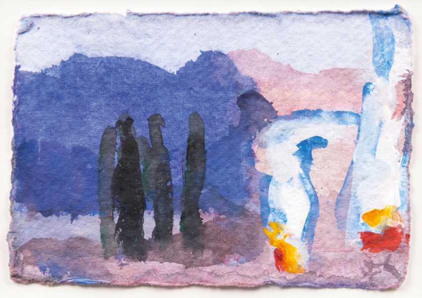 """Klaus Fussmann """"On the Cote d'azur"""" - photo 1"""