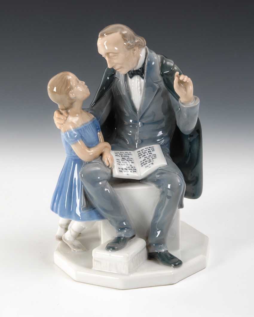 Hans Christian Andersen, Bing & Grondahl. - photo 1