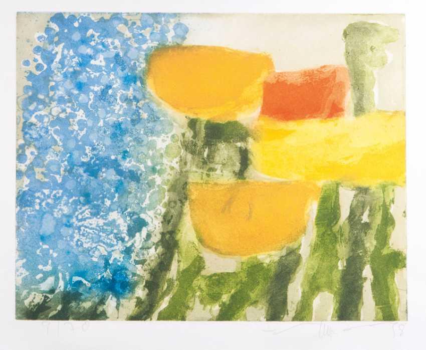 "Klaus Fussmann ""Flowers"" - photo 1"