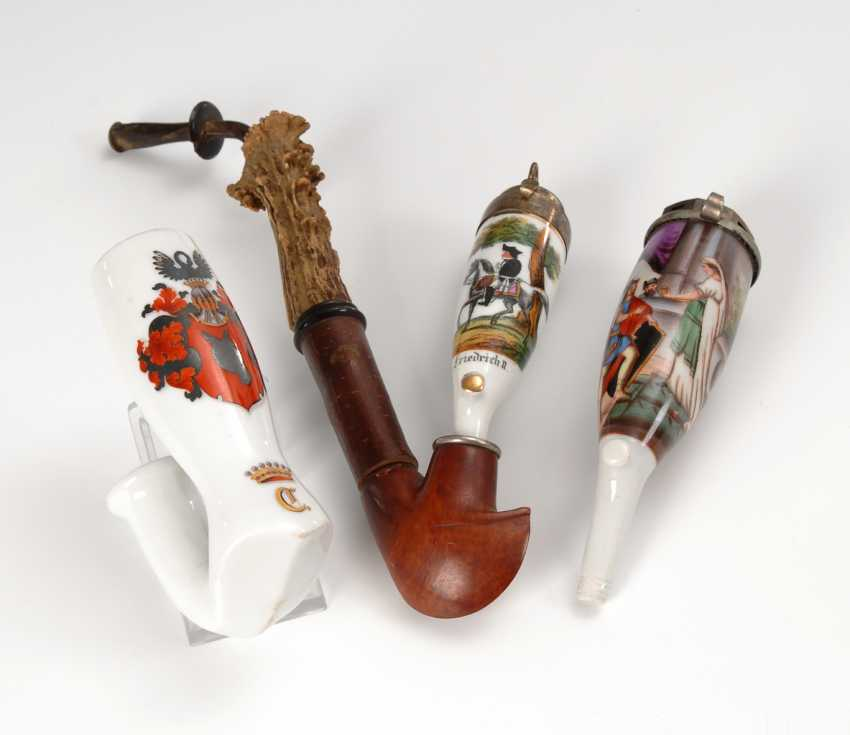 3 heads Pipes. - photo 1