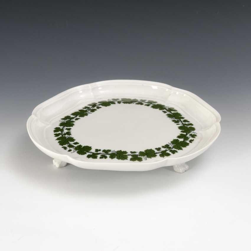 Vine Leaves, Meissen-Presentoire,. - photo 1