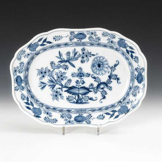 Onion Pattern Plate, Meissen - photo 1