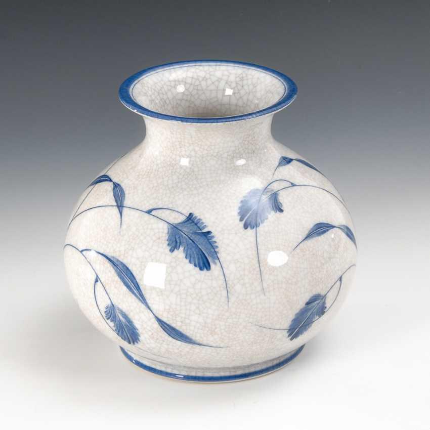 Krakelee-Vase, Rosenthal. - photo 1