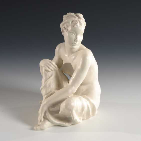 Female Nude, Rosenthal. - photo 1