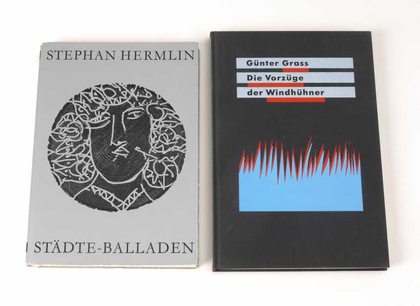 2 Künstlerbücher. - Foto 1