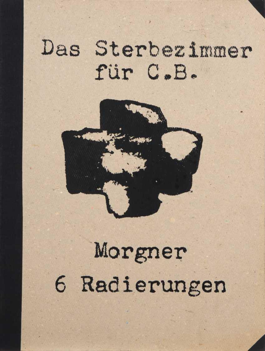 """MORGNER, MichaeLänge: """"Das Sterbezimmer für C.B."""" - photo 1"""
