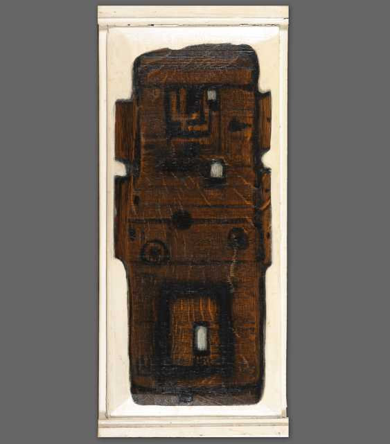 ULOTH, Ludwig: wood plate image. - photo 1