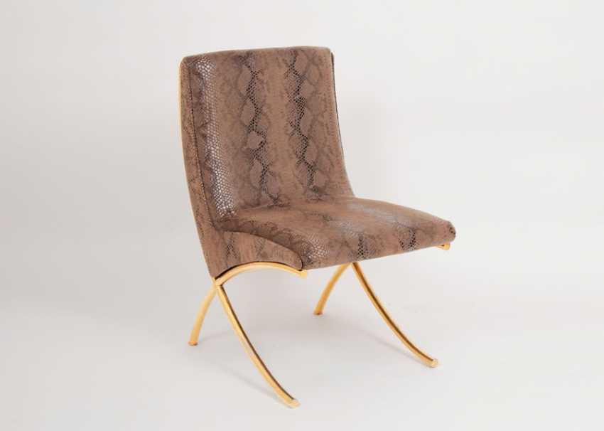 ''Mid-Century X-Chair'' - photo 1
