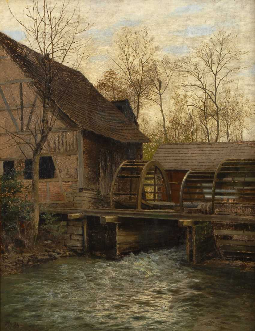 ASPERGER's, Max: the Old water mill. - photo 1
