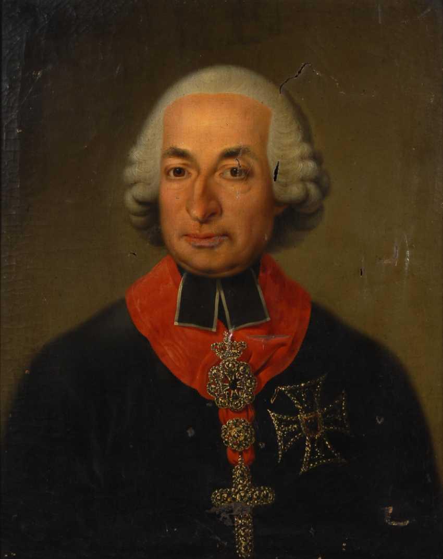 Bildnis des Erzbischofs Friedrich Karl Joseph Reichsfreiherr von Erthal. - Foto 1