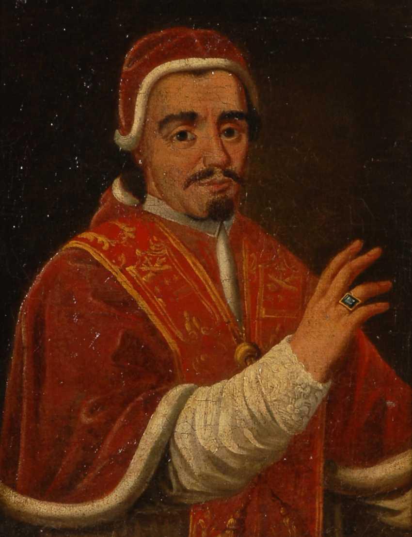 Portrait of a cardinal. - photo 1