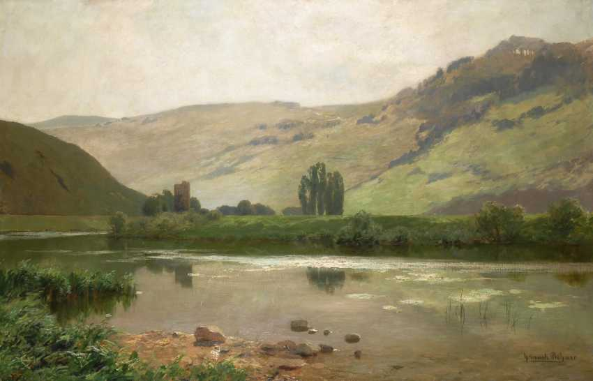 "BÖHMER, Heinrich: ""in The Morning"". - photo 1"