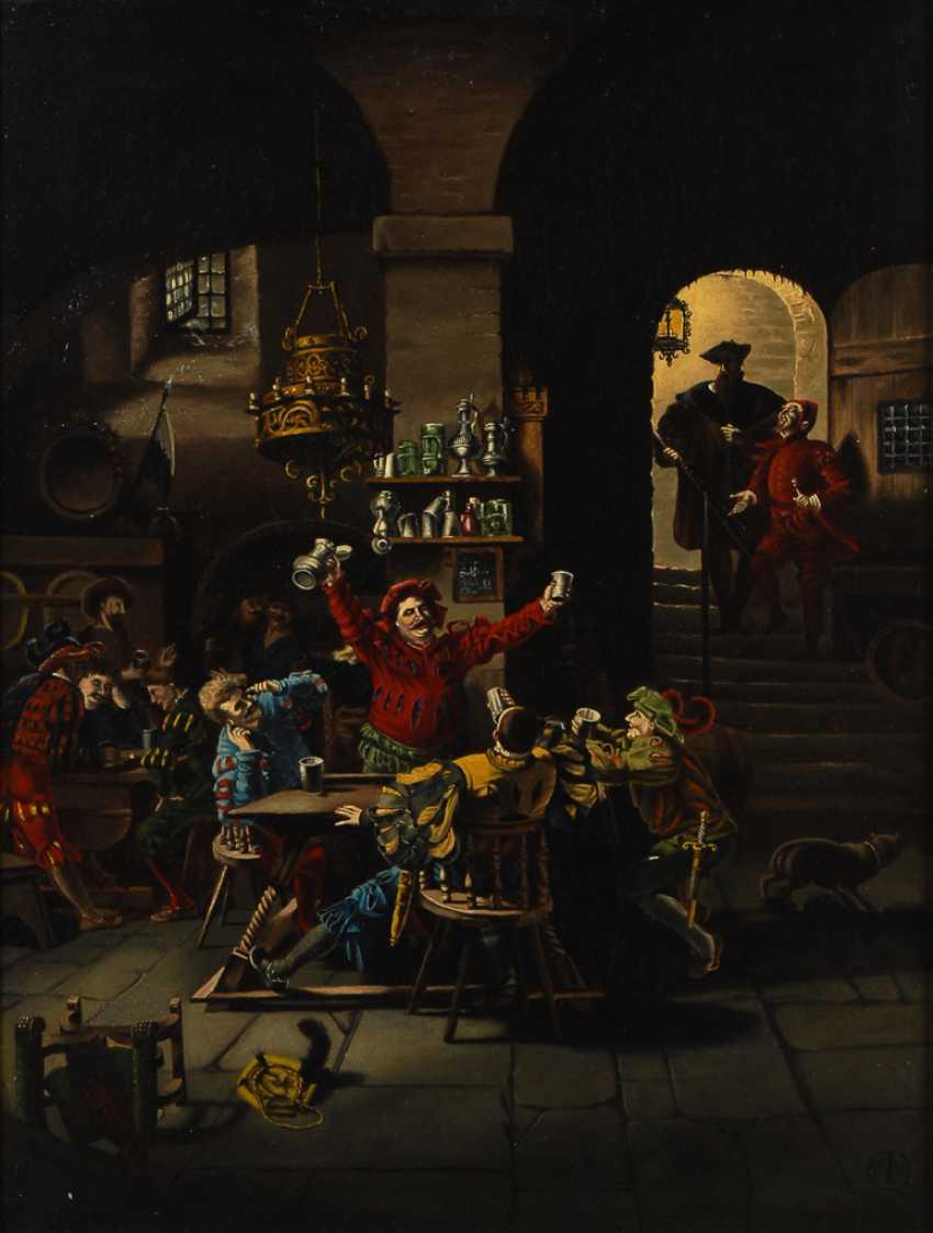 Faust in Auerbachs Keller. - Foto 1