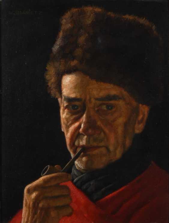 """GDANIETZ, Wilhelm: """"the Dutchman"""". - photo 1"""