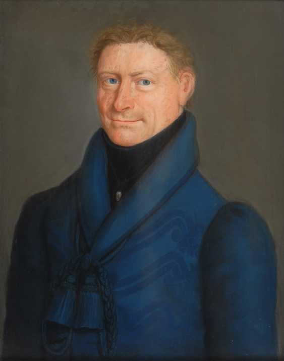 KLAY, CarLänge: Porträt Ferdinand Constantin Hagemann. - photo 1