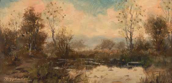 KRIPPENDORF: Teichlandschaft. - Foto 1