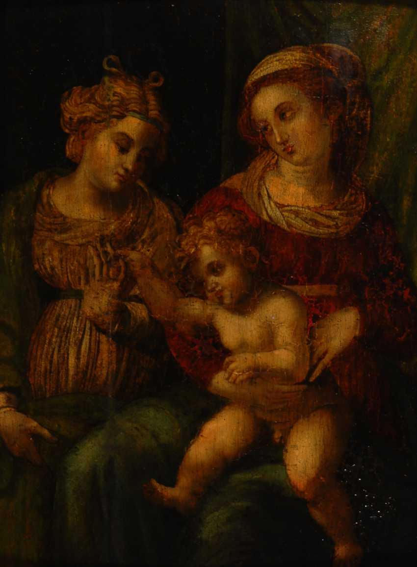 Maria mit Kind. - photo 1