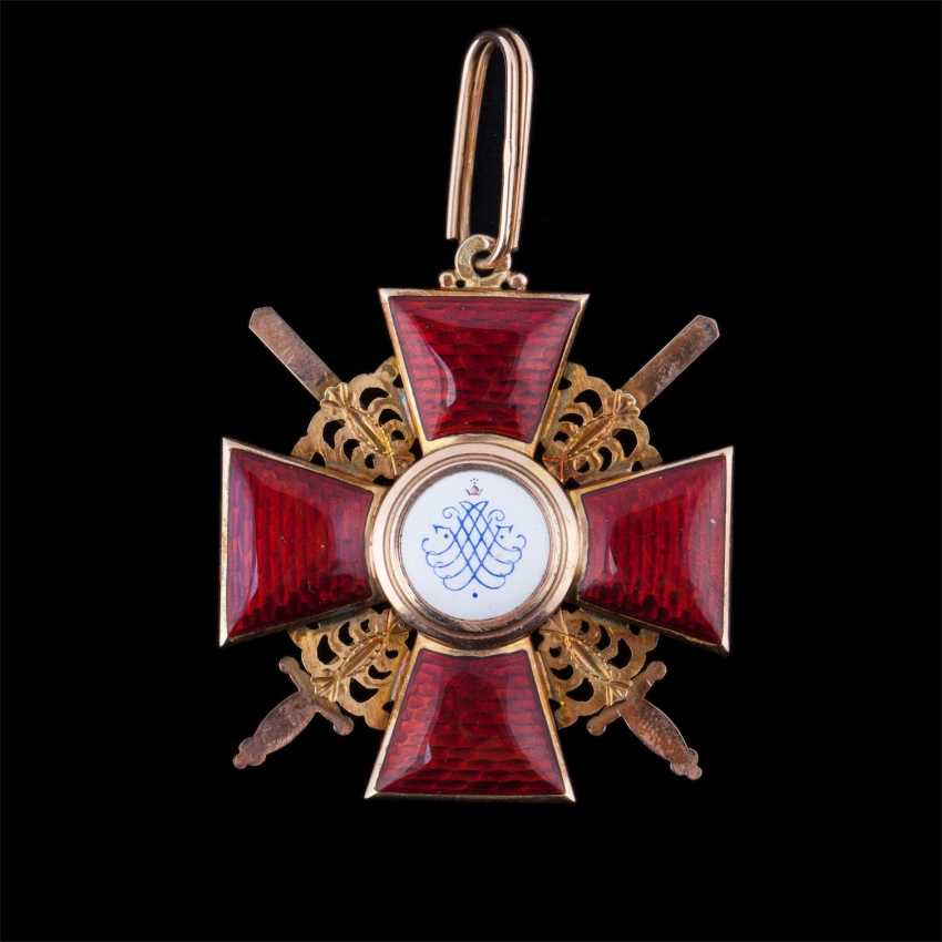 The order of St. Anne 2nd degree - photo 2