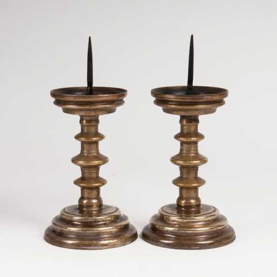 """Couple of small Renaissance-wheel chandelier"" - photo 1"