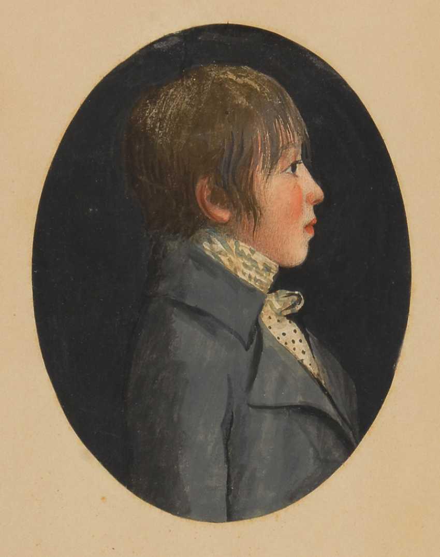 Porträtmaler um 1800: Kinderbildnis. - Foto 1