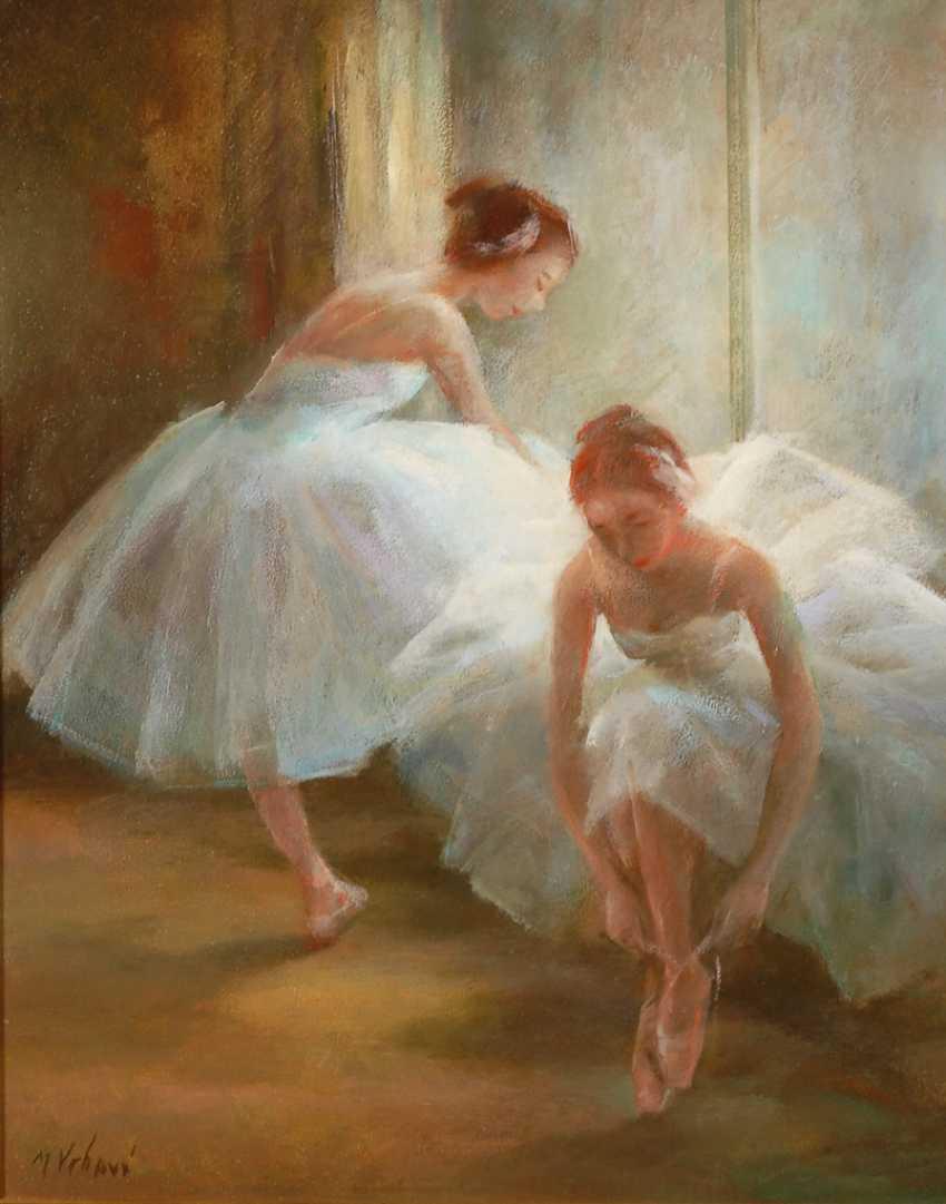 VRBOVA, Miroslawa: Ballerinas. - photo 1