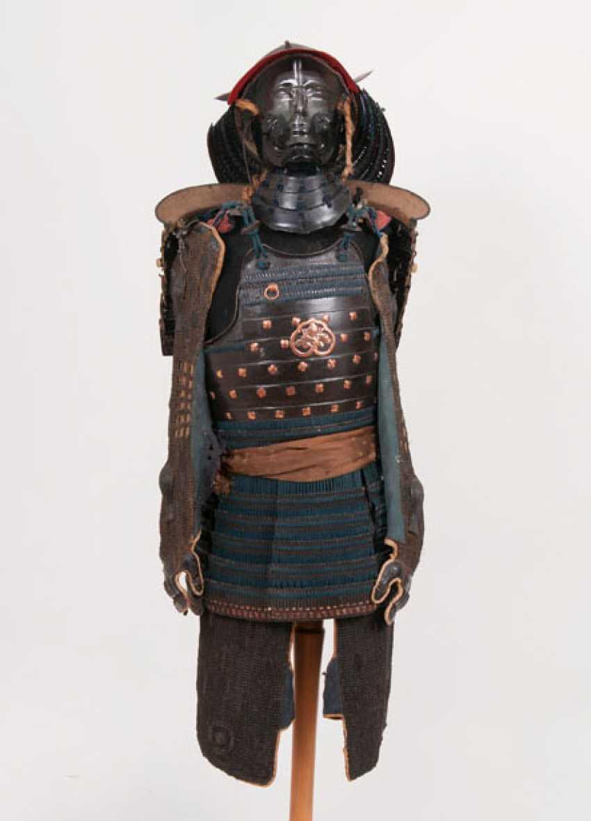 """Japanese Samurai Armor (Yoroi)"" - photo 1"
