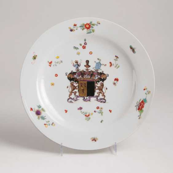 """""""Plate with the seydewitzstraße-coat-of-arms"""" - photo 1"""
