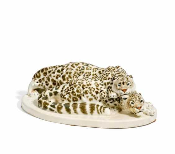 Two in-stock snow leopard - photo 1