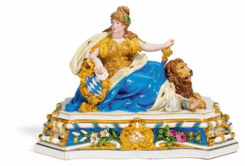 "Allegorie ""Bavaria"" - Foto 1"