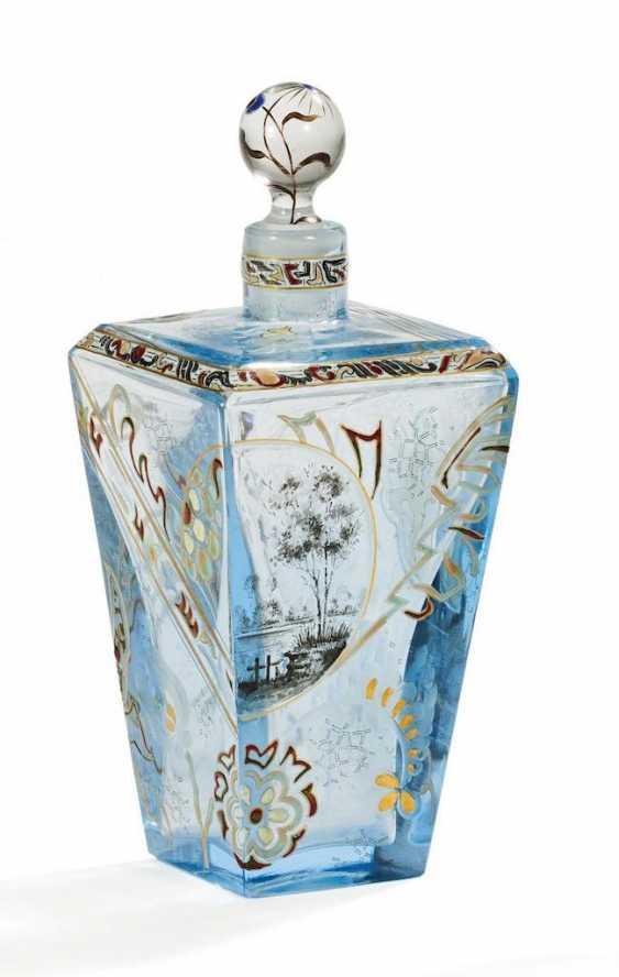 Bottle with chinoisem decor - photo 1