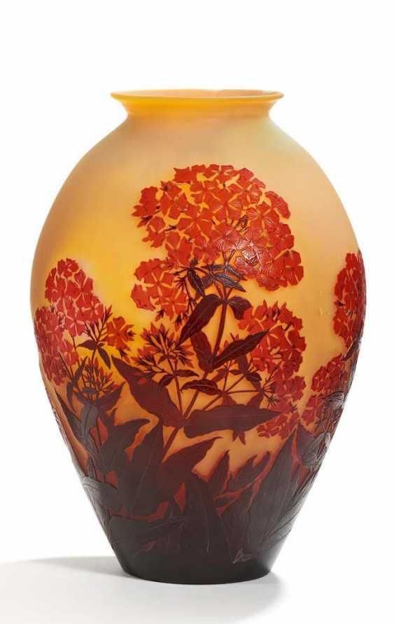 Large Vase with oleanders - photo 1