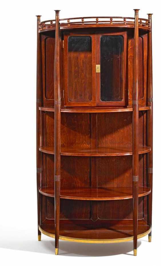 Jugendstil Vitrine Modell Nr.600/1A - Foto 1