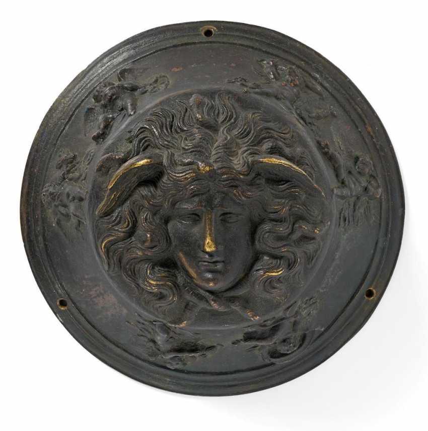 "Door Fitting ""Medusa Head"" - photo 1"