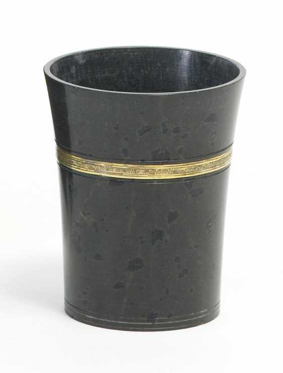 Serpentine Cup with Vermeil mount - photo 1