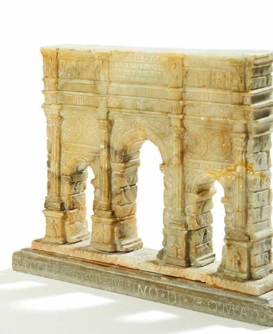 Modell des Konstantinsbogens - Foto 1
