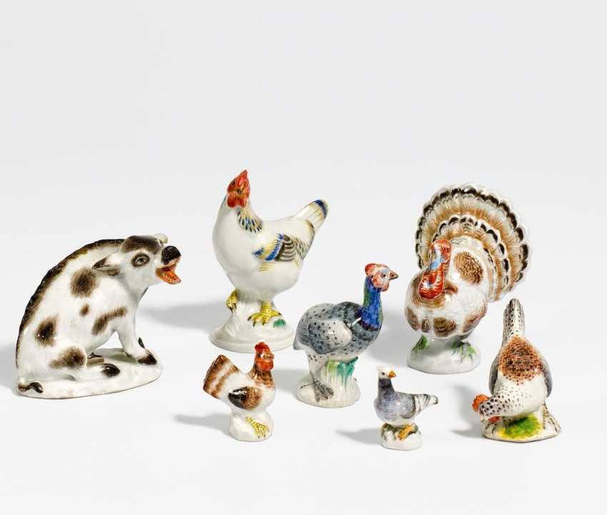 7 Miniaturtiere - Foto 1