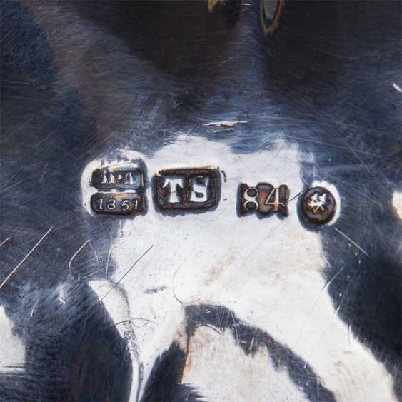 Silver set of 5 items. - photo 7