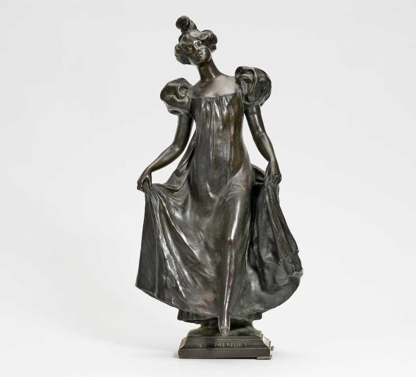 Tanzendes Mädchen 'Le Menuet' - Foto 1