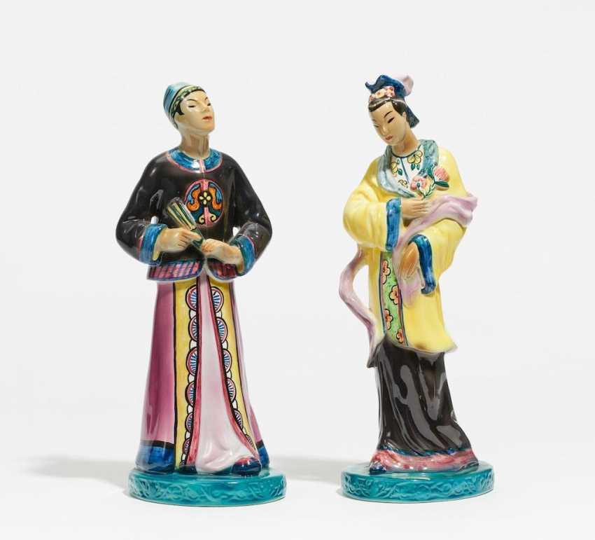 Chinese und Chinesin - Foto 1