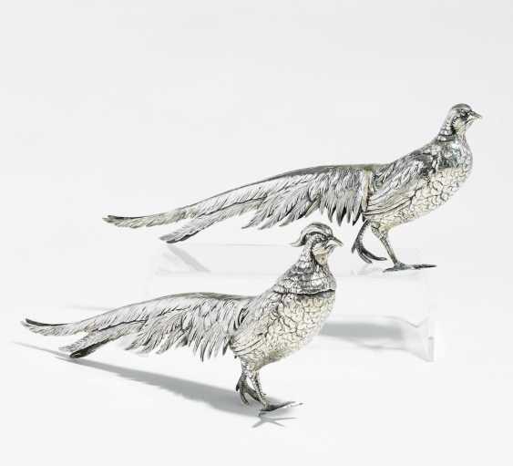 Pheasant pair - photo 1