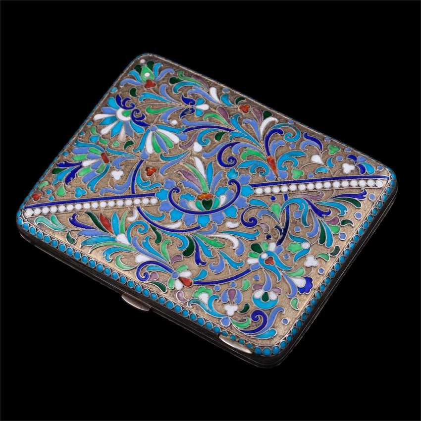 Cigarette case - photo 2