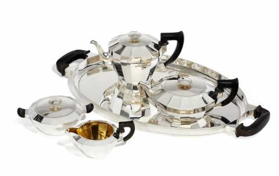 Five piece coffee and tea service - photo 1